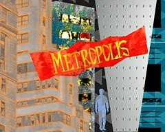 Metropolis-29 (Coconut-Cove) Tags: fan metropolis homage art deco fritz lang thea von harbou conceptual abstract interpretive perceptual collage zietgeist hintergrund