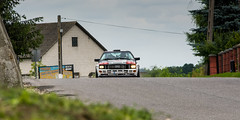 Quattro up ahead! (> Mr.D Photography) Tags: audi quattro rally car nikon d7100 sigma 18200mmf3563