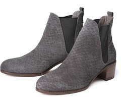 """Hudson Compound boot charcoal snake • <a style=""""font-size:0.8em;"""" href=""""http://www.flickr.com/photos/65413117@N03/29232036243/"""" target=""""_blank"""">View on Flickr</a>"""