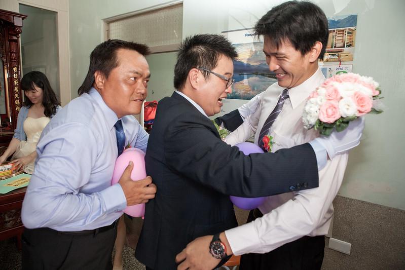 孟峰&梵齡 婚禮紀實-93