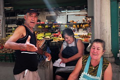 (pieroemme) Tags: portugal portogallo people market fuji flikr urban europe life living looks look streetphotograpy street streetlife sguardo