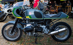 Glemseck 101 - 2016 (fischer_claude) Tags: motorcycle caferacer custom glemseck germany brat style run bmw harley davidson yamaha honda kawasaki ural juwa laverda triumph moto guzzi puch vw concert friends diy preparation night party barber helm dj