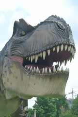 nagoya15820 (tanayan) Tags: urban town cityscape aichi nagoya japan nikon j1    noritake garden  dinosaurs