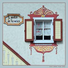 L molin de la veies (cienne45) Tags: carlonatale cienne45 natale dolomiti dolomites windows finestra valdifassa lmolindelaveies