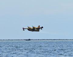 la spezia (dinapunk) Tags: laspezia italy sea firefighter plane