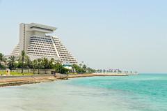 Sheraton Grand Doha (jbdodane) Tags: sheraton alamy160920 architecture doha hotel middleeast qatar alamy