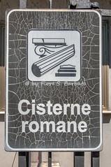 Frigento (AV), 2016, Le cisterne romane.