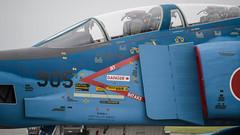 caution (kasa51) Tags: airplane aircraft f4 jetfighter caution note yokotaairbase typography jasdf tokyo japan