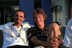 Con Gianluca