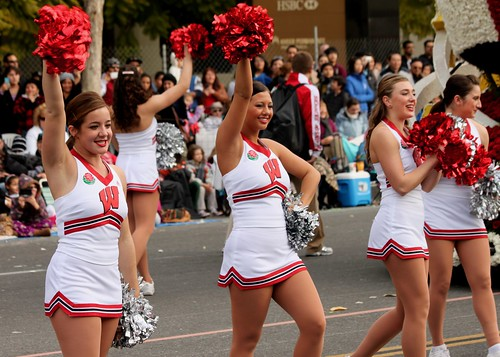 University of Wisconsin Cheerleaders