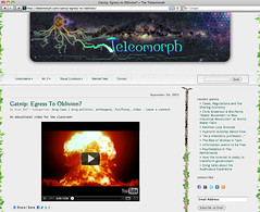 Teleomorph - Catnip: Egress to Oblivion?