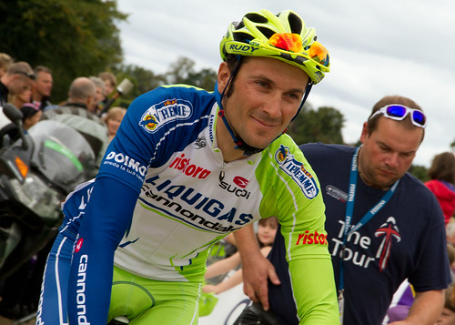 Ivan Basso-Tour of Britain 2012