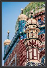 Tomb of Shams Tabrizi Multan (Najmul Hassan) Tags: pakistan adventure k2 hassan punjab explorers hunza multan gilgit experts the karakorum danyore skardu askole najmul fairymeadows satpara photograpphy concordians