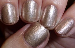 Coco Rae Champagne Life (http://www.thepolishedhippy.com) Tags: swatch nail polish coco indie rae swatches lacquer
