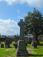 Old High Church burial ground, INVERNESS, Scotland (Grangeburn) Tags: scotland inverness scottishhighlands stcolumba battleofculloden oldhighchurchinverness
