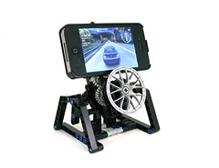 iPhone Gaming Stand (Cam M.) Tags: boss speed for stand cool lego awesome gaming need epic iphone smallworksiphonecase