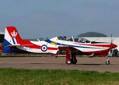 ZF269 Short S-312 Tucano T1 (Gerry Hill) Tags: show saint st plane scotland andrews force display fife britain aircraft aviation military air hill battle aeroplane airshow raf gerry leuchars adx egql
