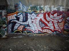 Hint (@ /]/] { $) Tags: graffiti bay pi area amc hint tak bpf