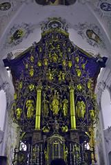 DSC_1881_-1 Monastre de Stams Tirol Matre autel (yves62160) Tags: tyrol patrimoine