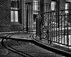 random curves and shadows- (Singing With Light) Tags: city nyc ny photography pentax january ct k5 2013 singingwithlight