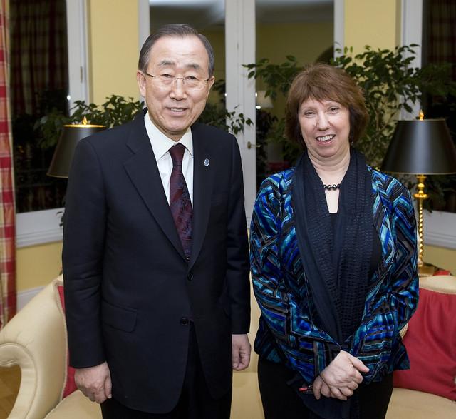 Thumbnail for The EU & the UN