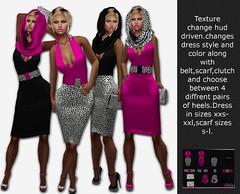 illicit VII add (Annika_Singh (DizWunzaKilla)) Tags: world new game fashion fun clothing avatar linden sl event fantasy secondlife virtual online valentines marketplace pixels prerelease couture slx killadesignz prereleasesl
