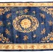 5026. Room Size Chinese Aubusson Carpet