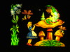"""Blackpool Illuminations, Alice in Wonderland tableau, 2009 • <a style=""""font-size:0.8em;"""" href=""""http://www.flickr.com/photos/93237872@N04/8492036226/"""" target=""""_blank"""">View on Flickr</a>"""