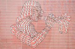 "Thomas Bayrle, ""Lutsch"" (1970) (generatorrr) Tags: trip travel brussels art mouth photography europa europe artist european belgium belgique dick bruxelles cock 1970 xxx swallow blowjob belgio lutsch thomasbayrle"