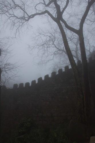 Castle of the Moors wall ©  Still ePsiLoN