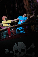 Fantasmic! (heytherejere) Tags: disneyland disney pirate fantasmic disneycharacters riversofamerica sailingshipcolumbia disneycastmembers wendydarling disneyparks