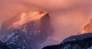 Hallet Peak Sunrise