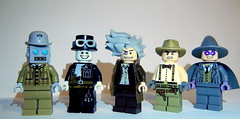 Firms of the Future (MrScareChrome) Tags: crazy punk lego fig steam future minifigs custom steampunk combos moc minifigures figbarf
