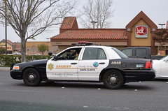 LOS ANGELES COUNTY SHERIFF'S DEPARTMENT (LASD) (Navymailman) Tags: santa sheriff clarita lasd