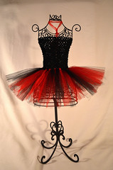 Black and Red Tutu Dress by http://www.etsy.com/shop/OliviasBowtiqueCO (natureseyephotos) Tags: girls red baby black kids infant clothes childrens tutu kidsclothing babyclothing childrensclothing girlsclothing infantclothing tutuskirt tutudress tutuoutfit