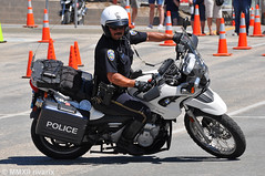 185 Scotts Valley Rodeo - Santa Cruz Police (rivarix) Tags: cops dirtbike lawenforcement policeman policeofficer motorcop scottsvalleycalifornia offroadmotorcycle policerodeo bmwpolicemotorcycle santacruzpolicedepartment policemotorcompetition scottsvalleymotorskillscompetition