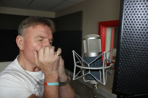 Mike Harmonica