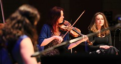 Kathryn Tickell (Paul *) Tags: music concert folk pipes kathryn voices tickell northumbrian