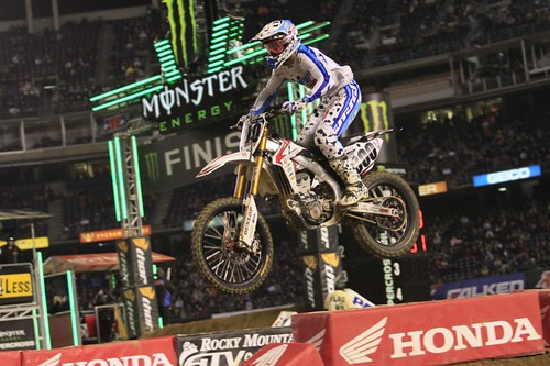 """San Diego SX Race • <a style=""""font-size:0.8em;"""" href=""""https://www.flickr.com/photos/89136799@N03/8569438412/"""" target=""""_blank"""">View on Flickr</a>"""
