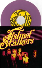 Fishnet Stalkers (A.Currell) Tags: new roses baby white records lady md with purple album side vinyl fishnet baltimore stalkers 45 vision jacket flip single record sleeve backed mattel twelve rpm 2007 45rpm reptilian