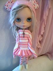 A Cutie Pie In Pink.....