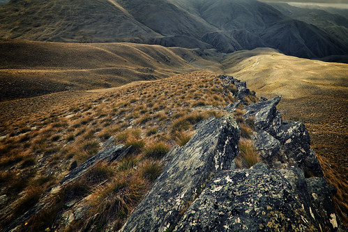 Tolkien mountain - NZ