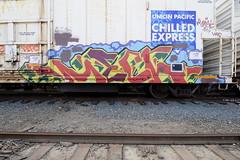 (STILSAYN) Tags: california graffiti oakland bay area 20013