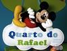 Mickey Mouse... (Mimos & Feltrices) Tags: mouse felt disney mickey quarto feltro rato enfeite ratinho