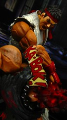 Ryu Vs. Akuma (advocatepinoy) Tags: toys play display action arts geeks nerds animation marvellegends squareenix drama ryu streetfighter capcom shoryuken neca akuma gouki hadouken streetfighter2 sf4 toyphotography nerdrum marvelselect acba shingouki playerselect streetfighter4 satsuinohadou ryustreetfighter akumastreetfighter playartskai dominicdimagmaliw advocatepinoy advocate928 filipinocollector advocateproductions streetfighterclassic