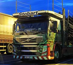 1303 ALINE (4) (Barrytaxi) Tags: car volvo transport eddie ese transporters stobart eddiestobart