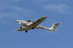 FTA VH-YNR (adelaidefire) Tags: parafield airport south australia vhynr diamond da40 flight training adelaide fta