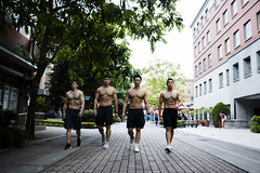 _MG_3622 () Tags: taipei taiwan campus man portrait muscle fitness