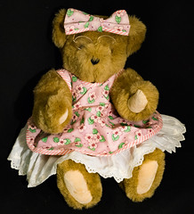 VtTeddyBear (Best of Old and New) Tags: share 100polyester 1997 3522083164 avoidgettingsoapineyes bathable cherish madetolove sonia soniacollectibles teddybear thevermontteddybearcompany vermontteddybear bear collectible cotton dress glasses lace selling soniacollectiblesyahoocom