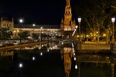 Plaza de Espaa (Biolchini) Tags: sevilla seville spain sevilha plazadeespana plazadeespaa